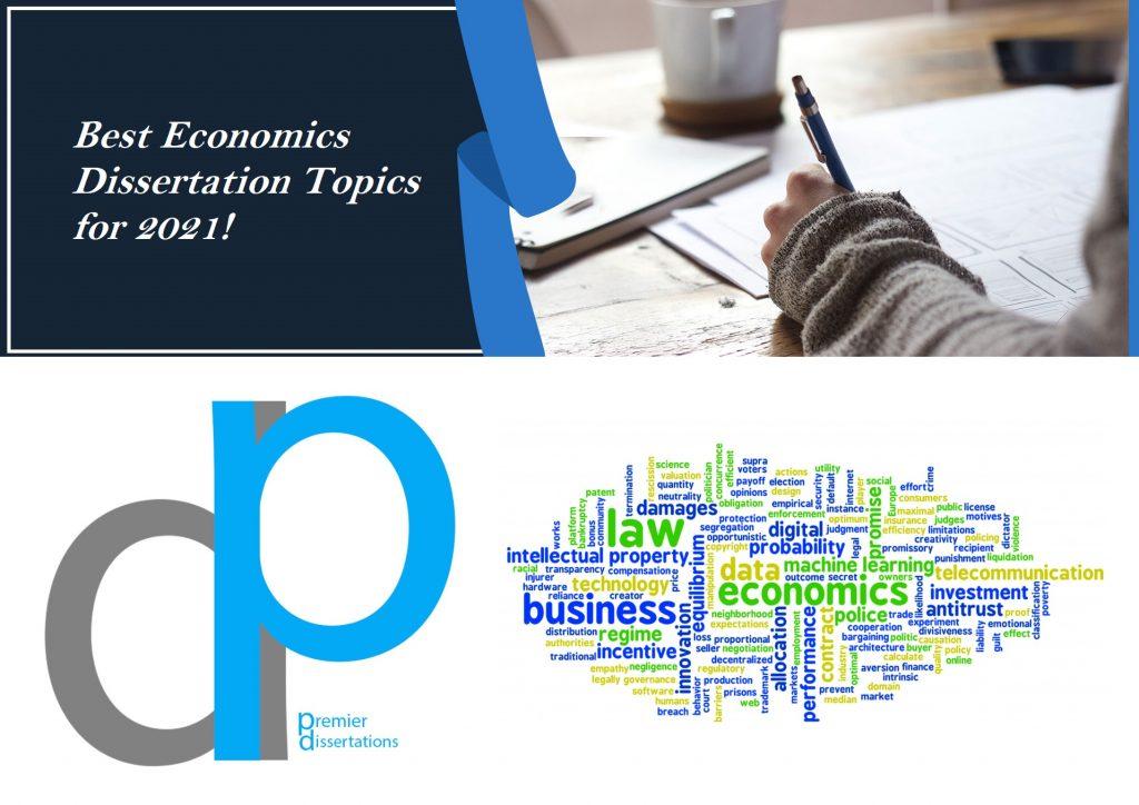 best economics dissertation topics