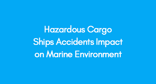 Hazardous Cargo Ships Accidents Impact on Marine Environment